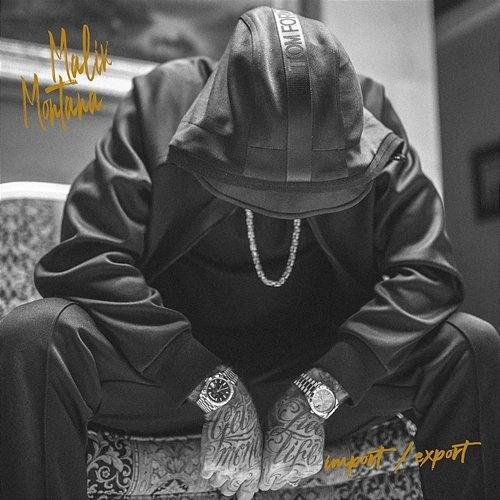 Malik Montana - okładka płyty Import/Export