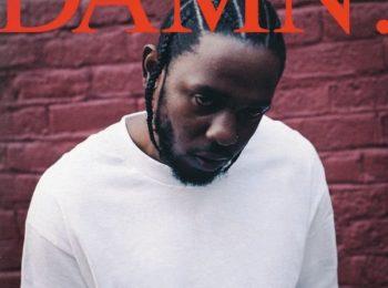 Damn - ostatnia wydana do tej pory płyta Kendricka