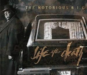 okładka płyty Life After Death Notoriousa BIG
