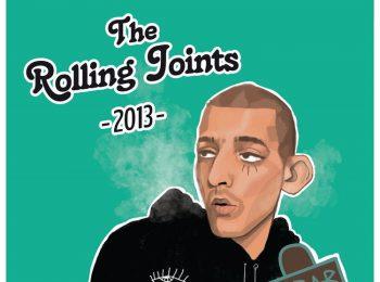 okładka plyty Rolling Joints Araba